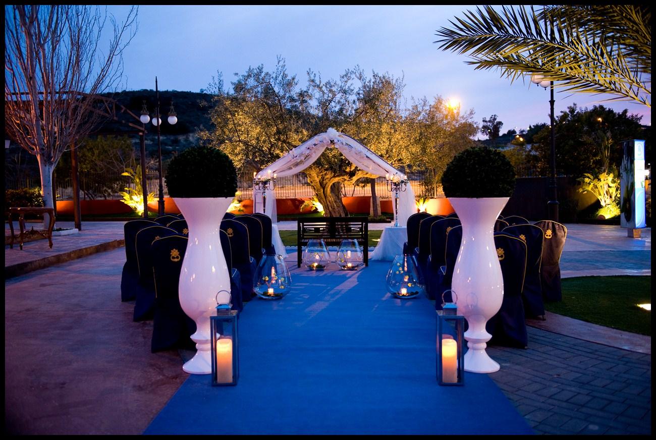 Salones de bodas y restaurante