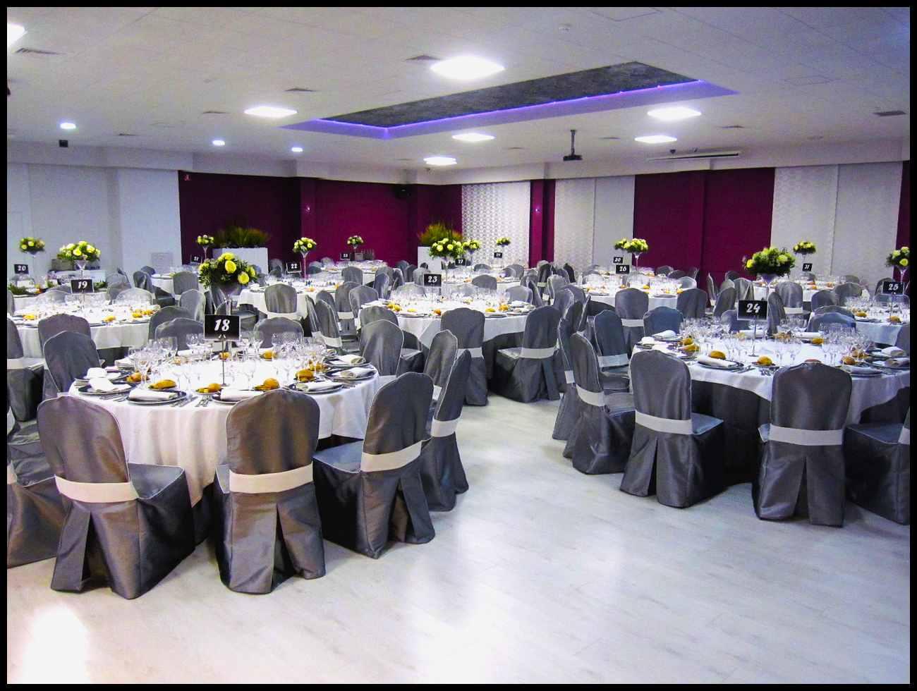 restaurante salones de bodas Murcia