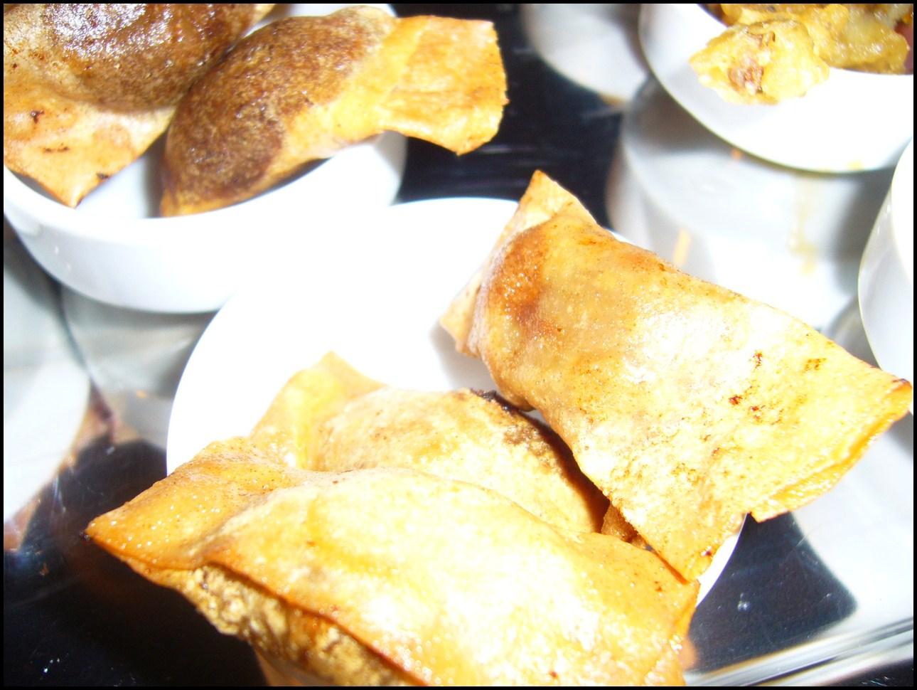 Bandeja de entrantes en Porton de la condesa referentes de cocina