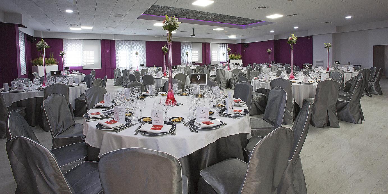 Decoración salón Portón (Salon de boda Murcia. Comuniones, catering, bautizos, eventos, cenas de empresa y mucho mí¡s)