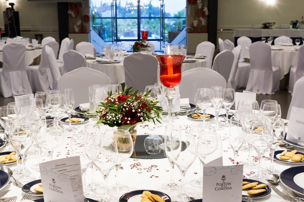Salon bodas bautizos comuniones eventos empresa catering
