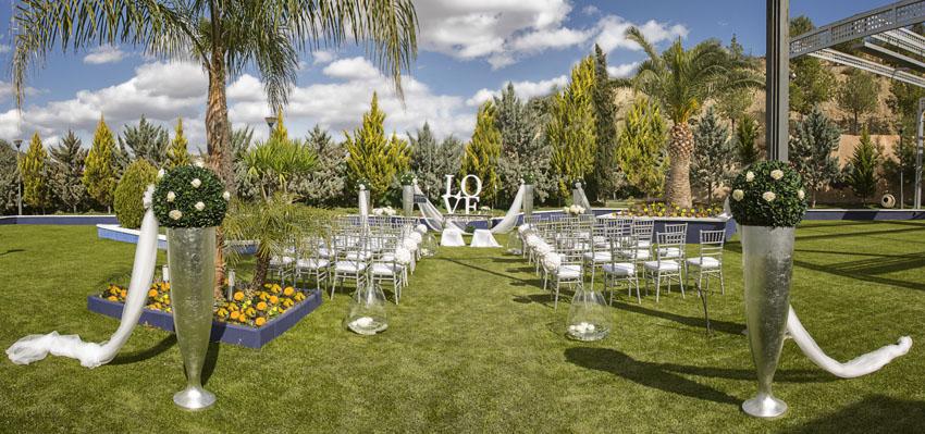 bodas civiles, el porton de la condesa, arte&armonia
