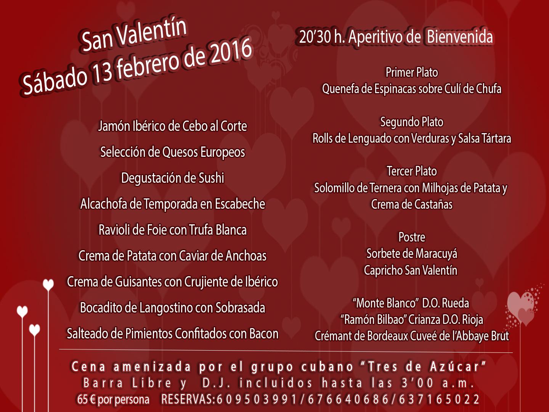 San Valentin 2016