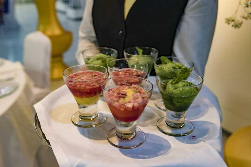 catering murcia empresas bodas Porton Condesa