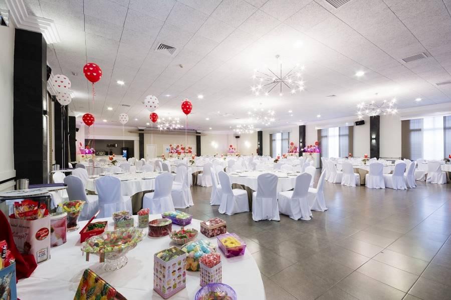 celebraciones restaurante salones porton condesa