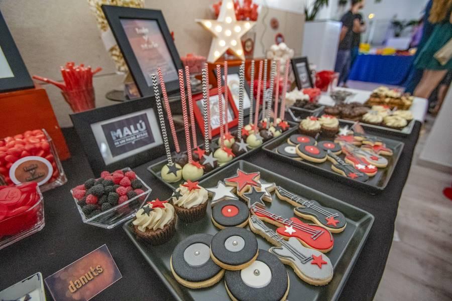 Mesas dulces bodas comuniones porton condesa
