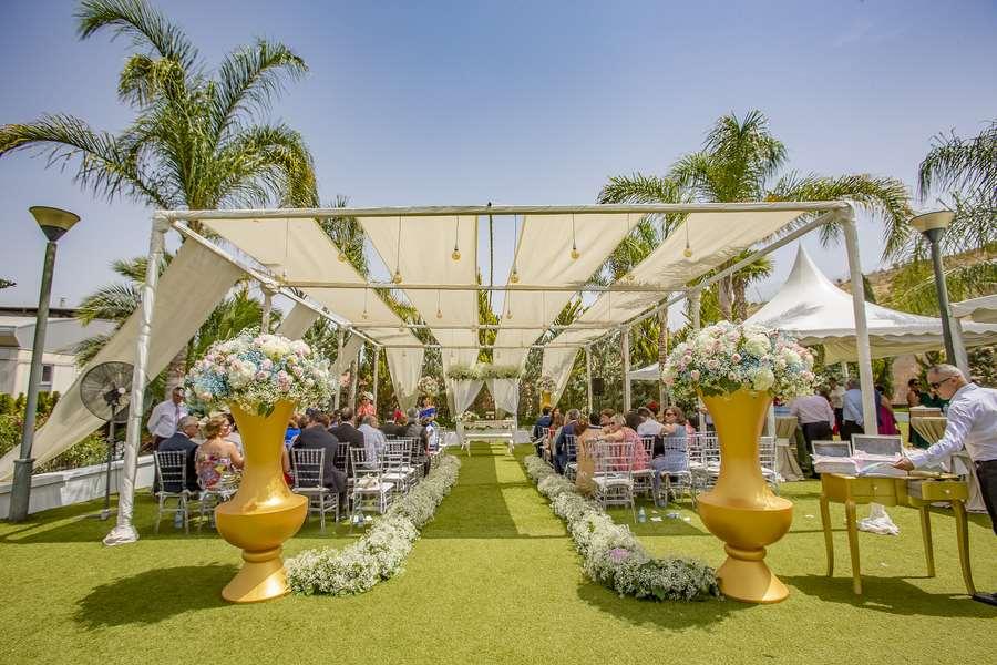 bodas murcia jardines finca restaurante porton condesa