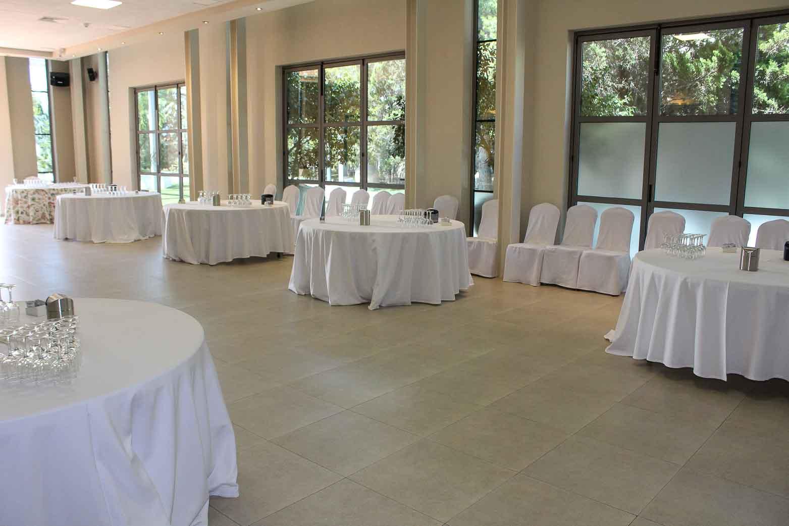 restaurantes comuniones bautizos altorreal alcayna Porton Condesa