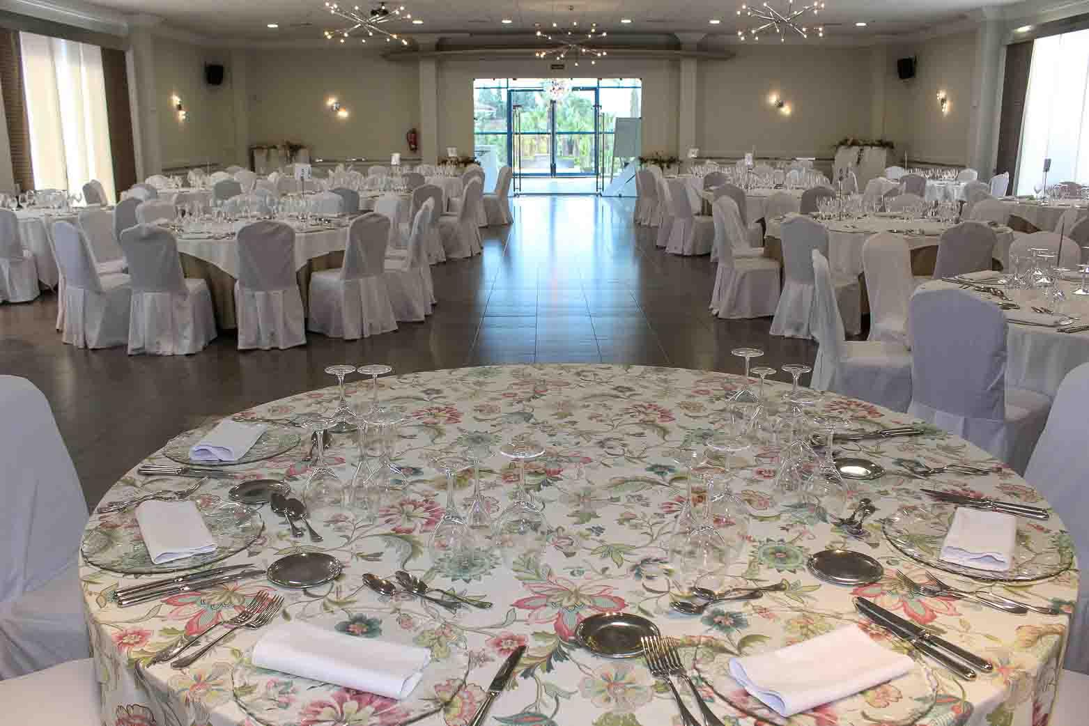 restaurante bodas murcia Porton Condesa Celebraciones