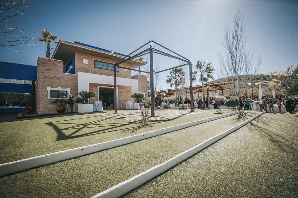 bodas murcia celebraciones restaurante Porton Condesa