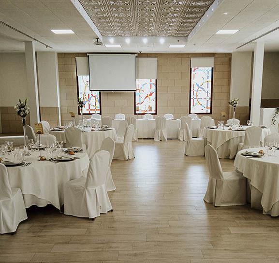 restaurante comuniones banquetes murcia Porton de la condesa