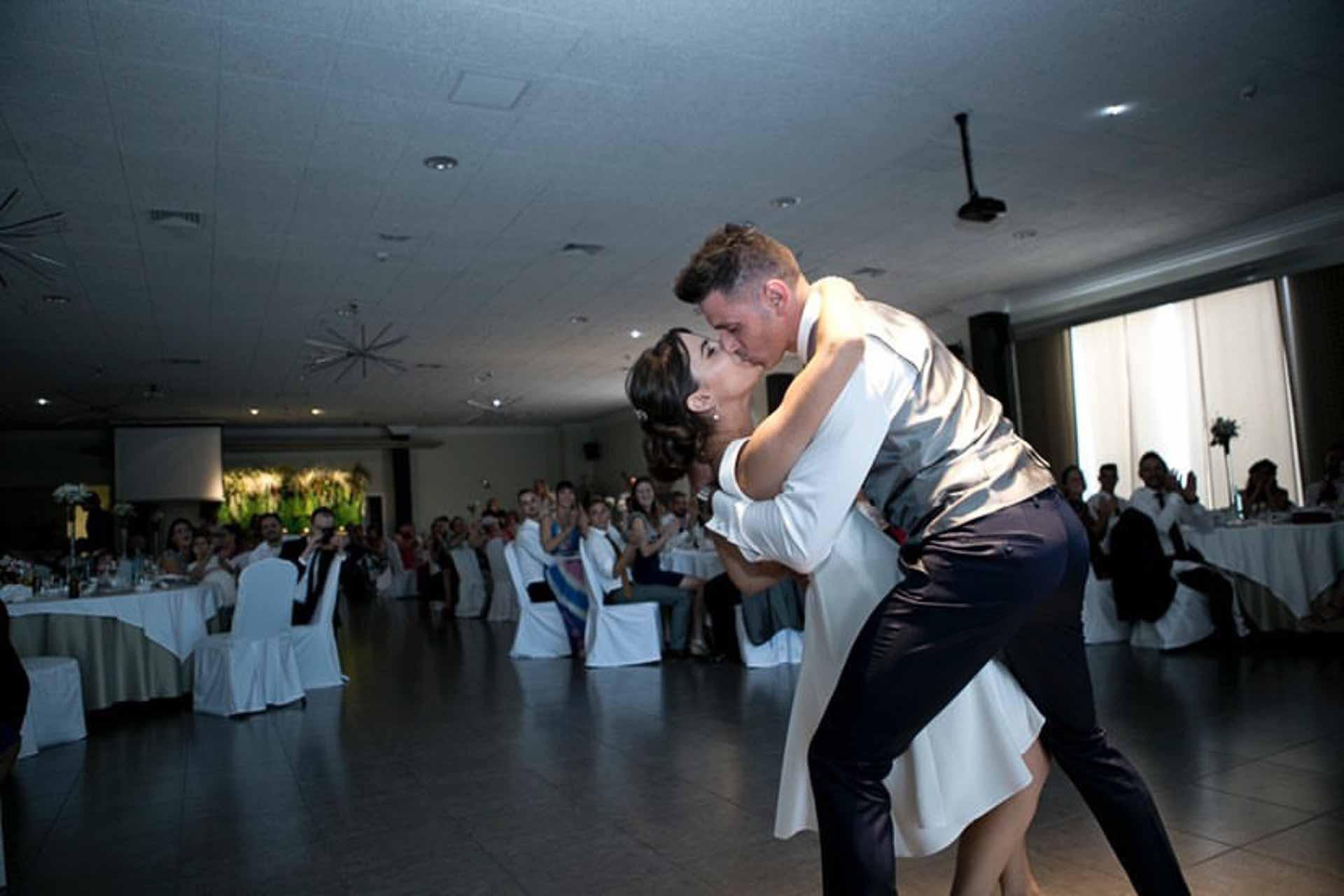 celebraciones primer baile casados porton condesa