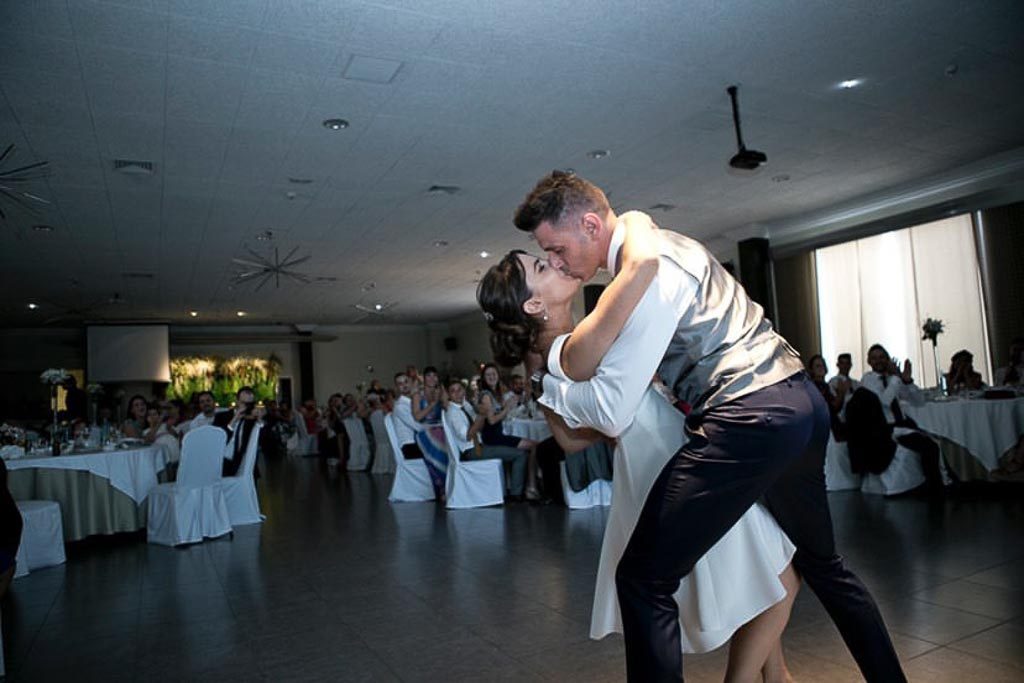 bodas murcia primer baile finca bodas