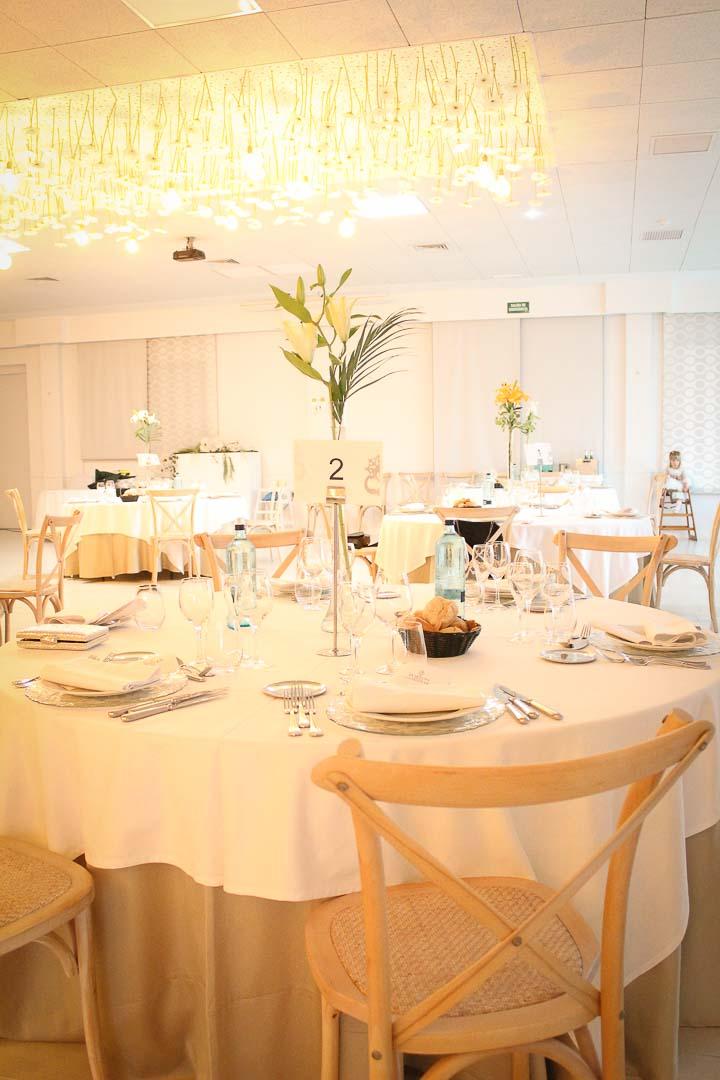 celebraciones infantiles banquetes salones El Portón de la Condesa